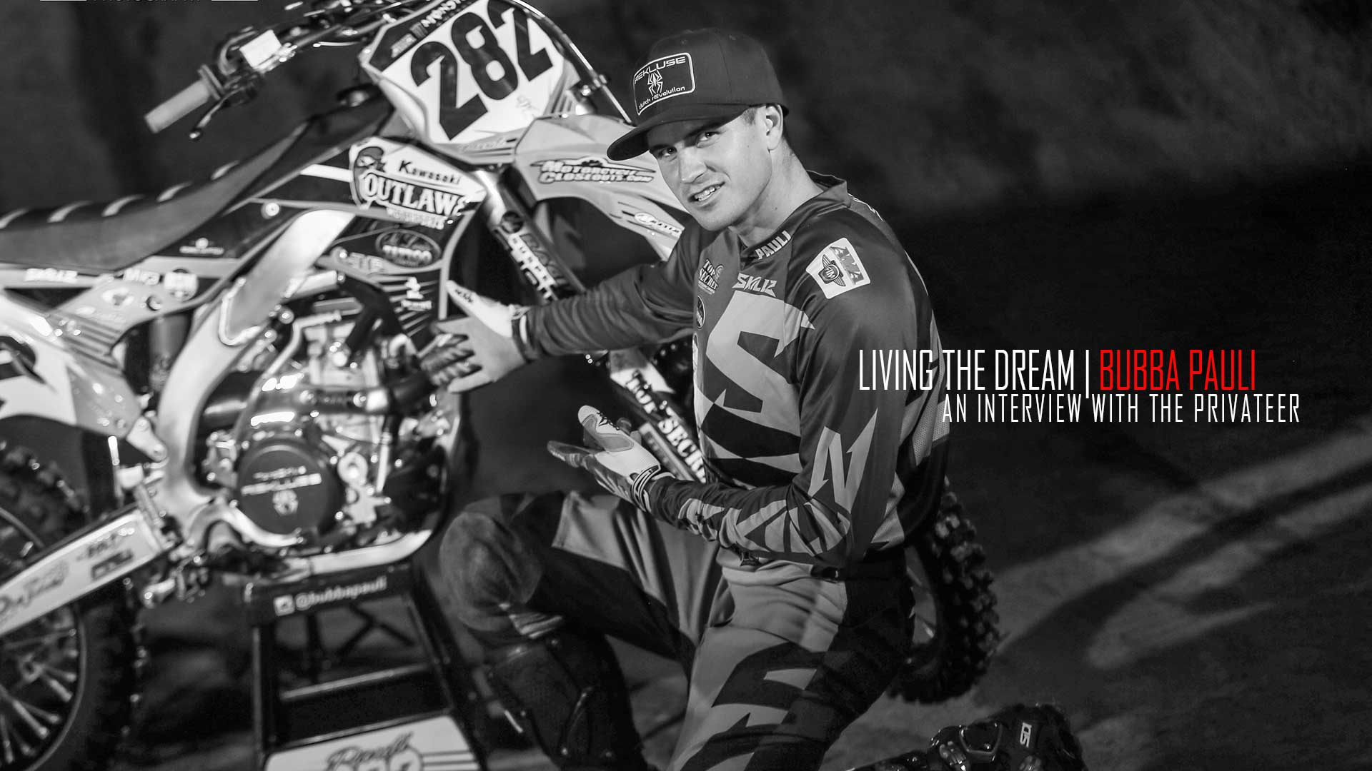 Living the Dream: Bubba Pauli | Interview