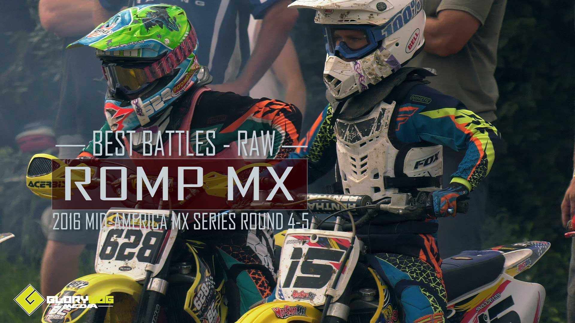 Best Battles Mid-America Motocross Series ROMP MX - Glory Hog Media