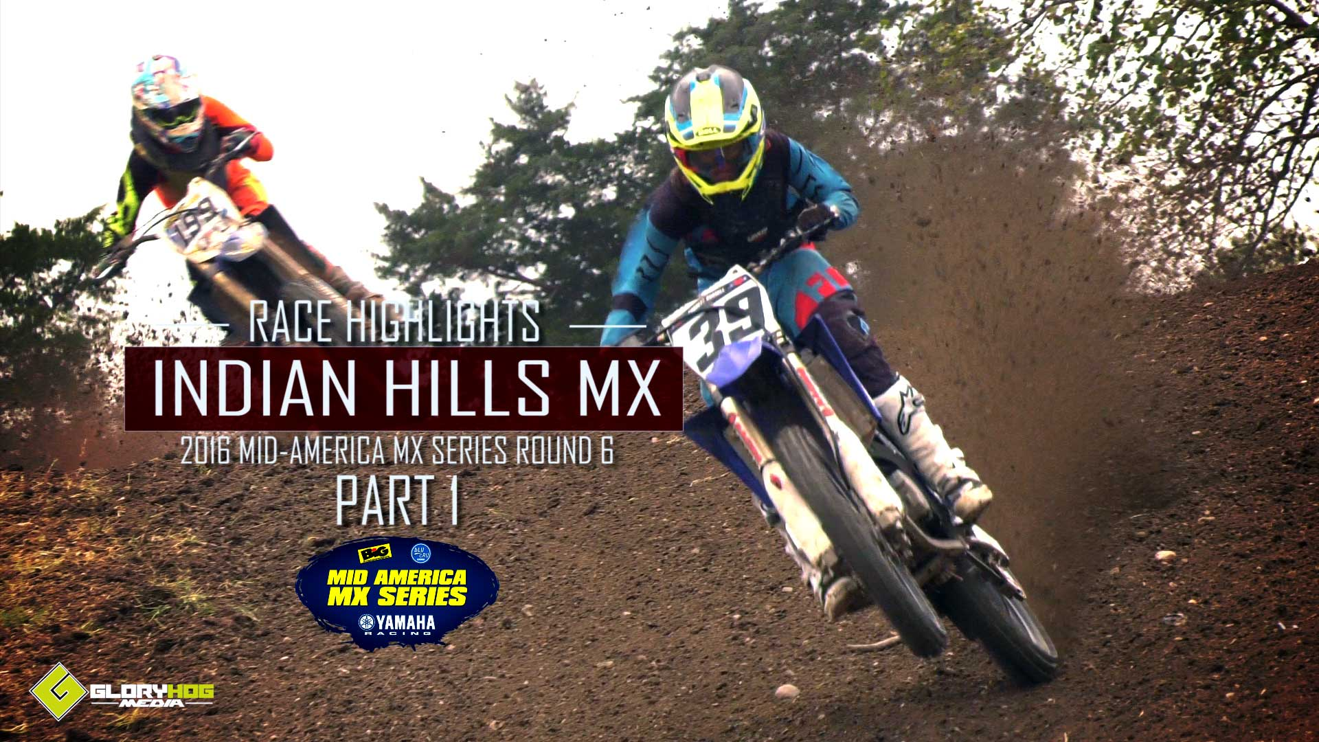 2016 Indian Hills MX MAMS Round 6 Part 1 - Glory Hog Media