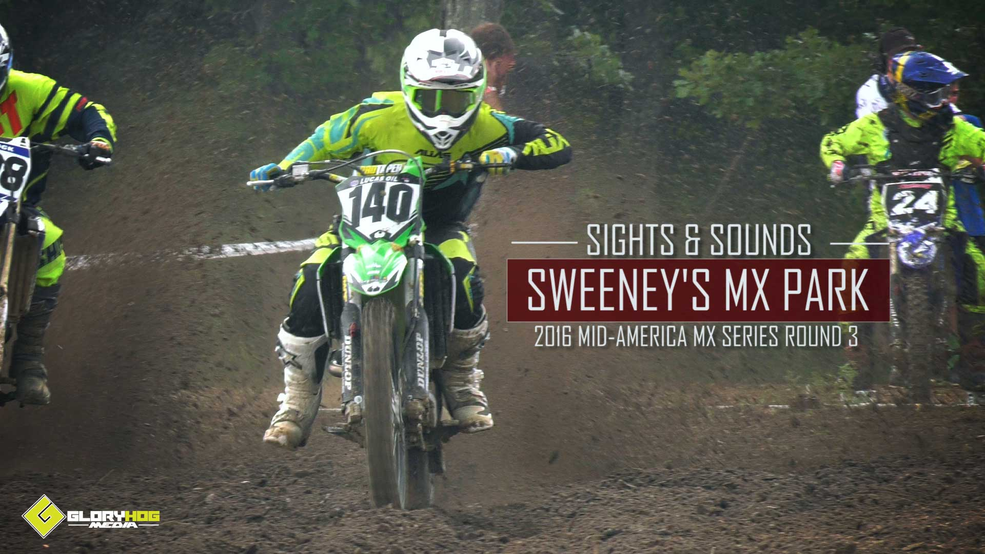 Sights & Sounds: MAMS Round 3 Sweeney's MX - Glory Hog Media