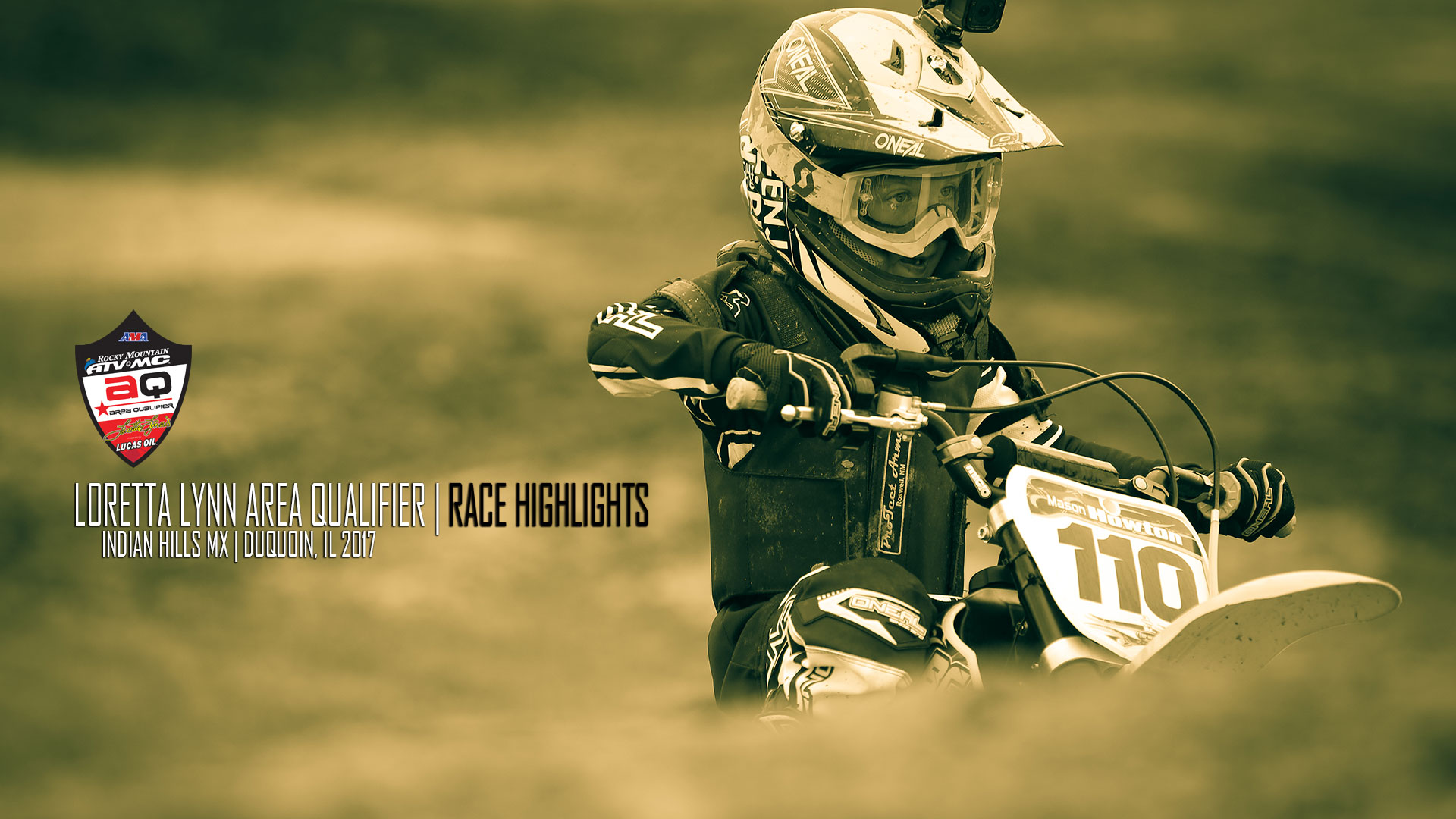Road to Loretta's Indian Hills MX | Race Highlights 2017