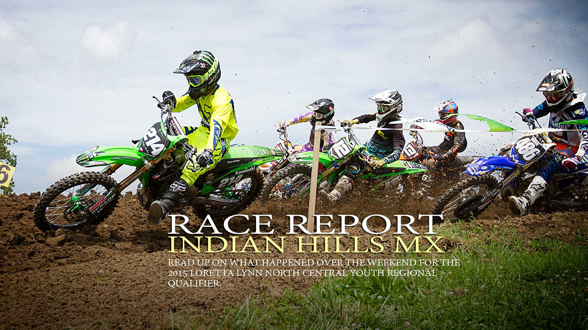 RACE REPORT: LL NC Youth Regional - Indian Hills MX
