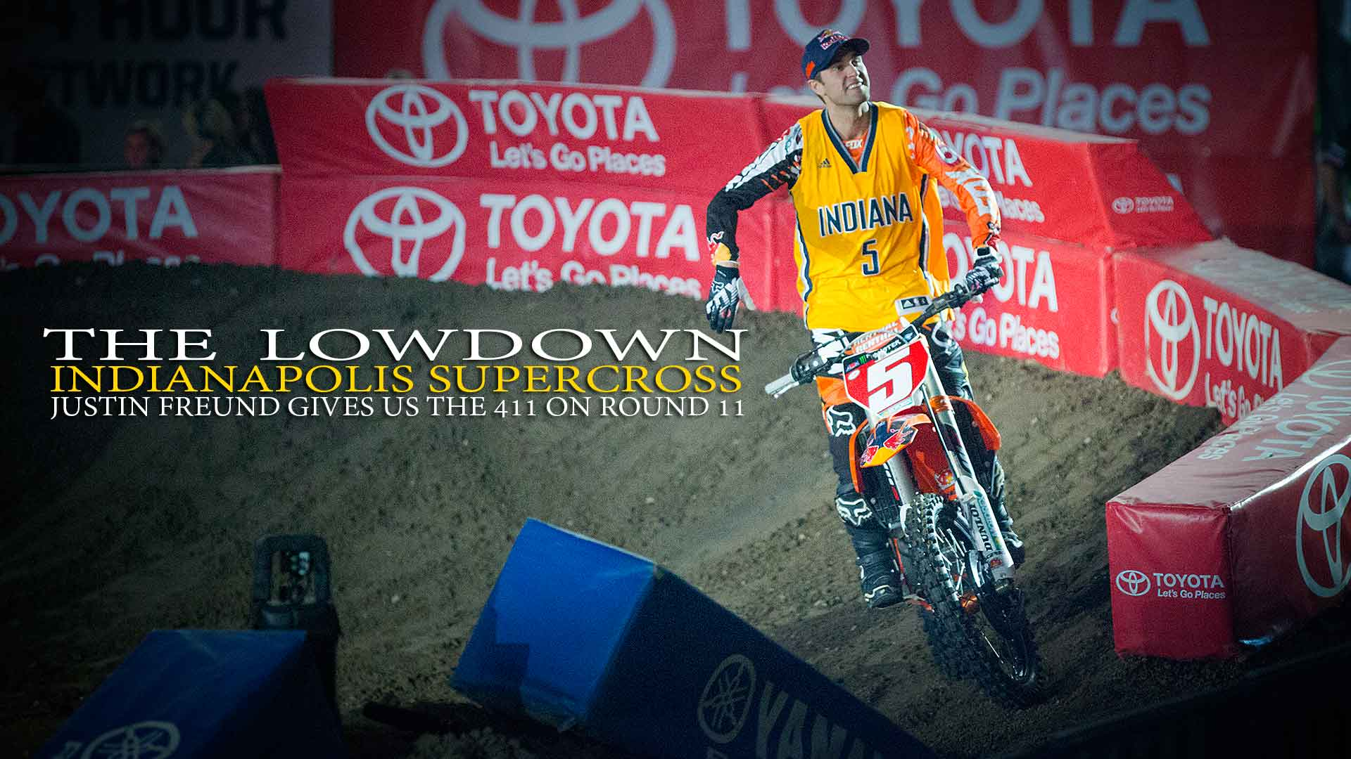 The Lowdown: Indianapolis Supercross