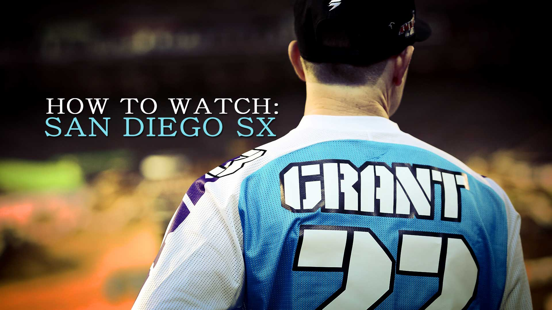 How to Watch San Diego Supercross