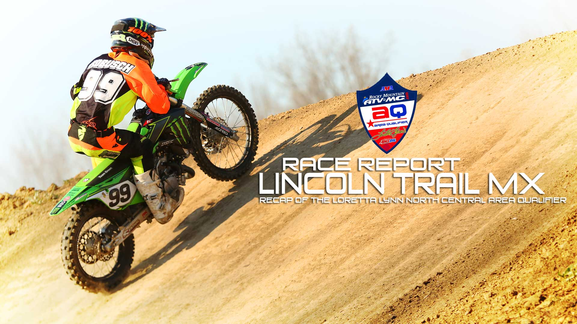 Race Report: LL NC Area Qualifier - Lincoln Trail Motosports