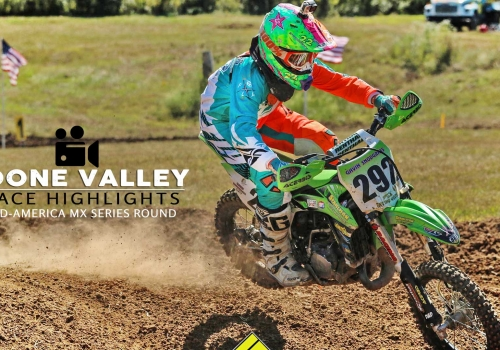RACE HIGHLIGHTS: Boone Valley MX | MAMS | Round 6 | Glory Hog Media