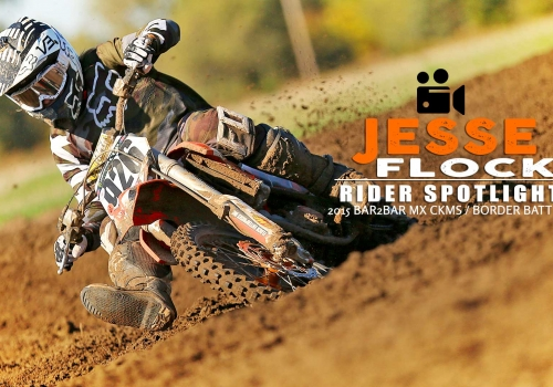 The Notorious: Jesse Flock Lays Down the Law at Bar2Bar MX | Glory Hog Media