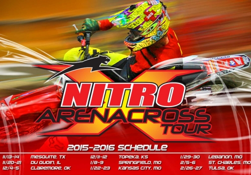 2016 Nitro Arenacross Tour Teaser | Glory Hog Media