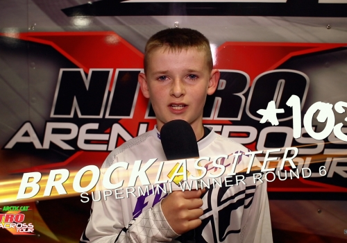 Nitro AX Tour Claremore: Supermini Highlights ft. Brock Lassiter