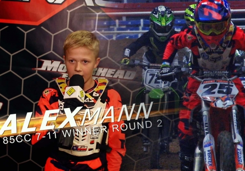 Nitro Arenacross | Alex Mann | 85cc 7-11 | Mesquite - Glory Hog Media