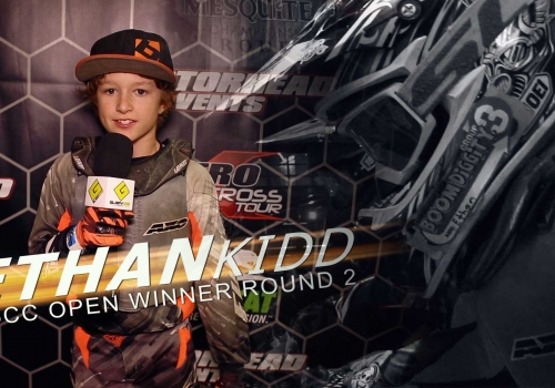 Ethan Kidd 65cc Open Nitro Arenacross Tour | Mesquite - Glory Hog Media