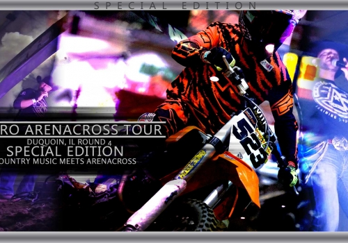 Nitro Arenacross Tour Du Quoin Video Special Edition