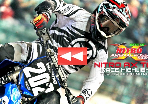 Nitro AX Tour Topeka Weekend Rewind - Glory Hog Media