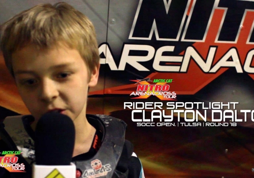 Nitro AX Tour Tulsa: 50cc Open ft. Clayton Dalton - Glory Hog Media