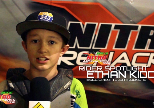 Nitro AX Tour Tulsa: 65cc Open Ft. Ethan Kidd - Glory Hog Media