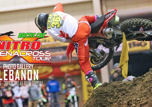 Photo Gallery: Friday at Nitro Arenacross Tour Lebanon