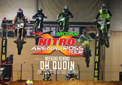 Nitro Arenacross Tour Du Quoin Round 4 Weekend Rewind