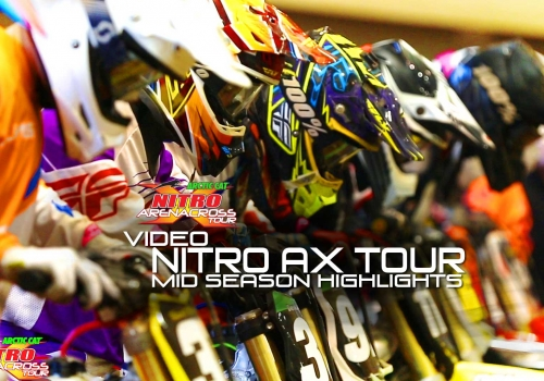 2016 Nitro AX Tour Mid Season Highlights Video - Glory Hog Media