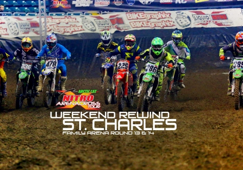Nitro AX Tour St. Charles Race Highlights - Glory Hog Media