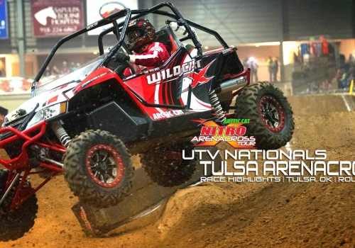 Nitro AX Tour Tulsa: UTV Nationals Round 3 Highlights - Glory Hog Media