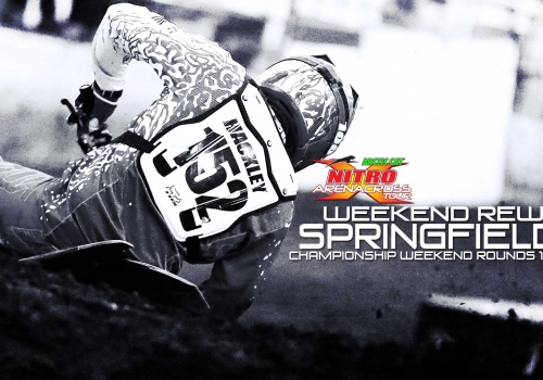 Nitro AX Tour Springfield 2: Race Highlights Championship Weekend - Glory Hog Media