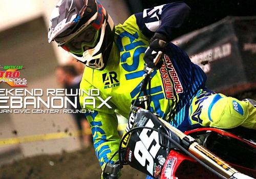 Nitro AX Tour: Lebanon Weekend Rewind Rounds 13 & 14