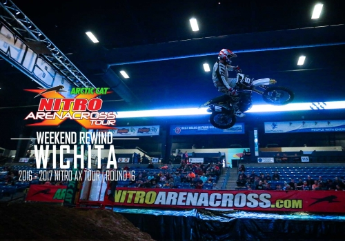 Nitro Arenacross Tour Wichita Weekend Rewind | 2017