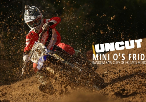 UNCUT: Mini O's Friday Moto Action