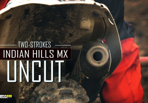 Two-Stroke Mayham UNCUT | Indian Hills MX | MAMS Round 6 - Glory Hog Media