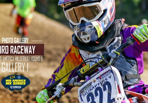 Photo Gallery 1: Euro Raceway Mid America MX Series RD8