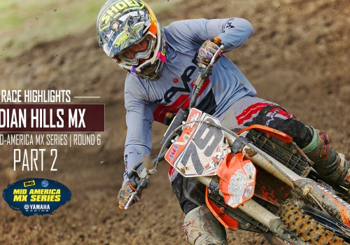 2016 Indian Hills MX MAMS Round 6 - Part 2 | Glory Hog Media