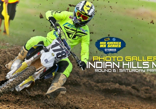 Photo Gallery: Indian Hills MX MAMS RD6 Practice Day Saturday