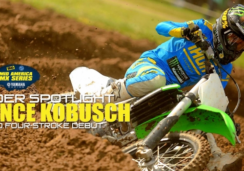 Lance Kobusch 250 Debut | Indian Hills MX | Mid-America MX - Glory Hog Media