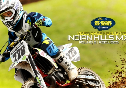 The Heart & Soul of the Mid-America MX Series: PeeWees at Indian Hills MX - Glory Hog Media