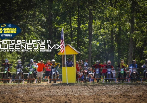 Photo Gallery #1: Sweeney's MX MAMS Round 3