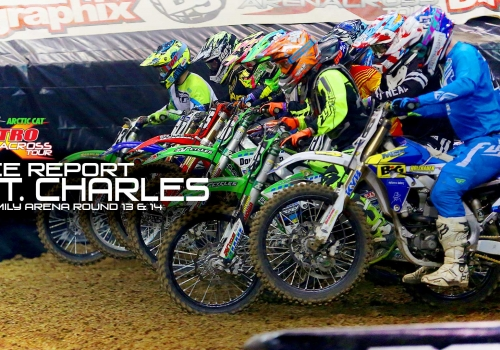 RACE REPORT: Nitro AX Tour St. Charles