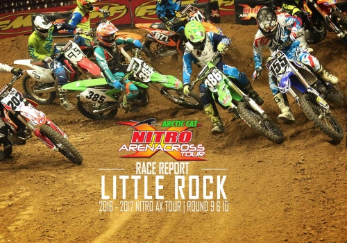 Race Report: Nitro Arenacross Little Rock