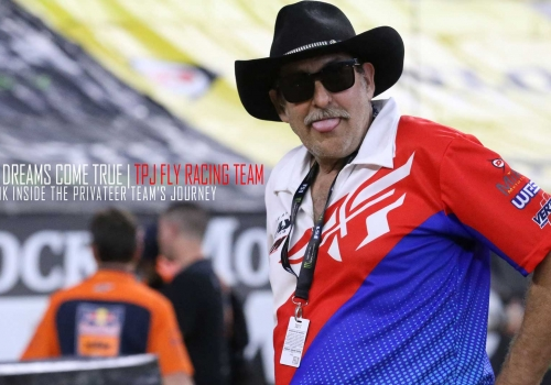 MAKING DREAMS COME TRUE | TPJ FLY RACING TEAM