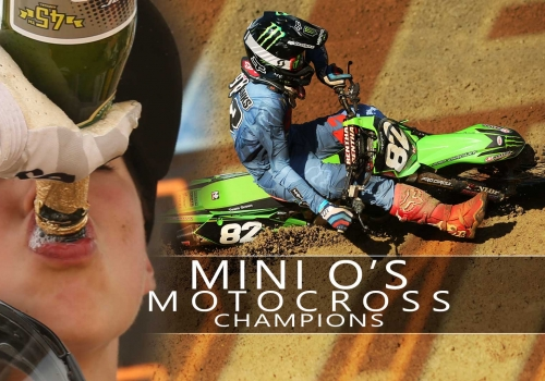 Mini O's Motocross Champions 2016 - Glory Hog Media
