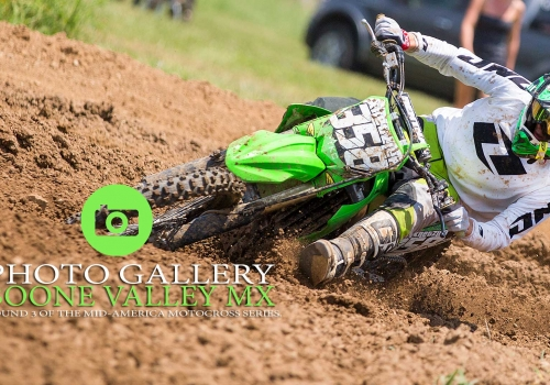 Photo Gallery: Boone Valley MX MAMS Round 3