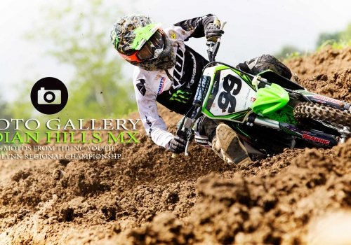 PHOTO GALLERY #2: Indian Hills MX NC Youth Regional - Sunday