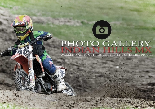 PHOTO GALLERY #3: Indian Hills MX LL NC Youth Regional Weekend Action