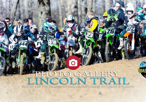 GALLERY: Lincoln Trail Grassroots MX Round 1