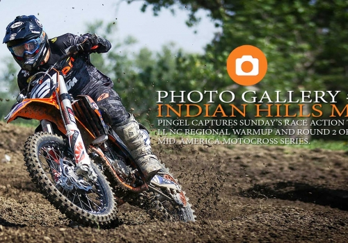 GALLERY #2: Indian Hills MX RD2 Mid-America Motocross Series
