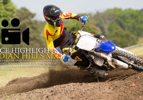 RACE HIGHLIGHTS: 2015 Indian Hills Mid-America MX Series RD2