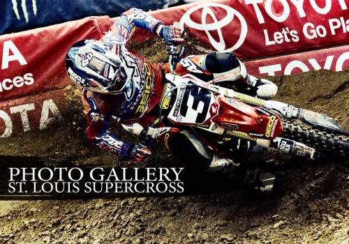GALLERY: St. Louis Supercross