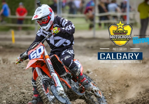Photo Gallery: Rockstar Energy Motocross Nationals Ladies - Calgary