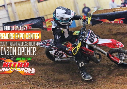 Photo Gallery: Claremore Nitro Arenacross Tour