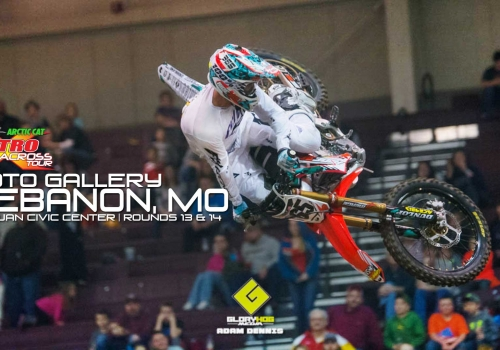 PHOTO GALLERY: The Best from Nitro AX Tour Lebanon Weekend