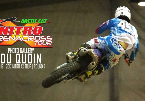 Photo Gallery: Nitro Arenacross Tour - Du Quoin Round 4